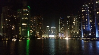 foto durante boat party